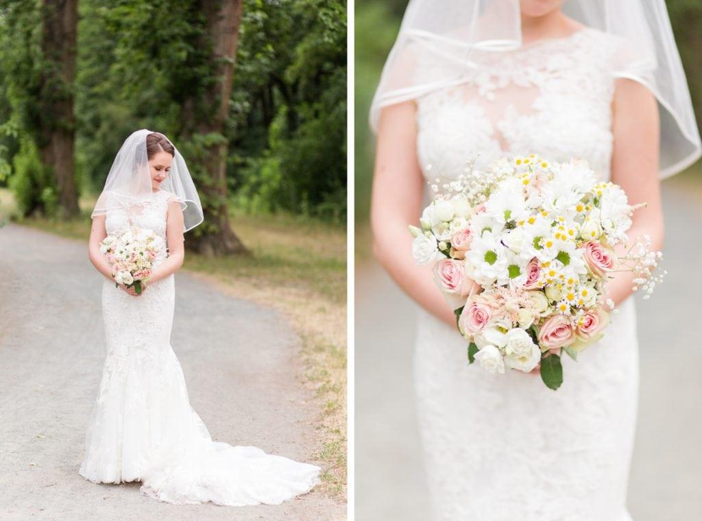 Perfekte DIY Hochzeit in der Villa Schützenhof in Berlin Spandau