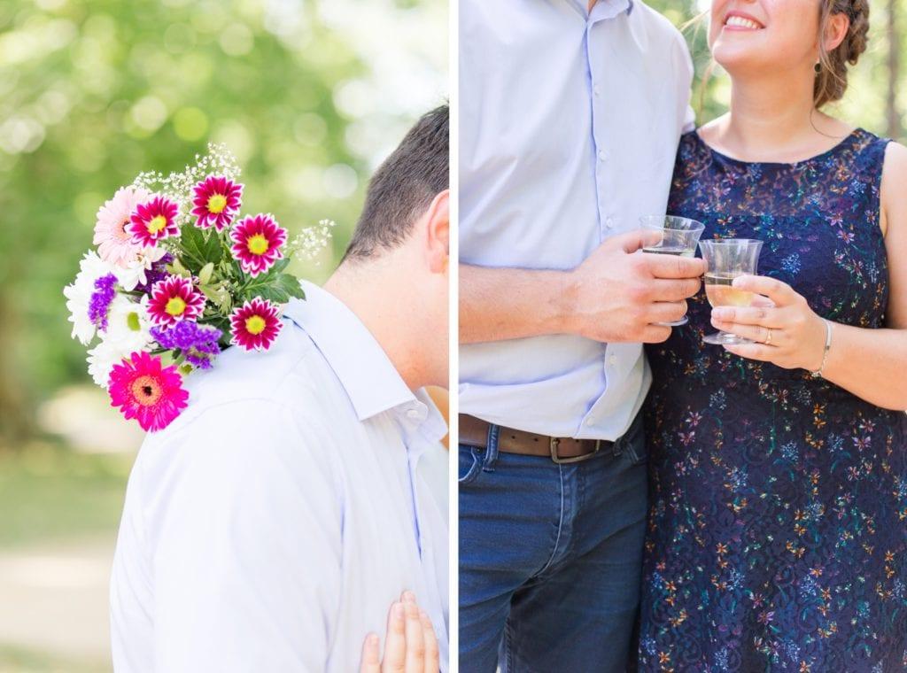 Das heißeste Verlobungsshooting in Berlin