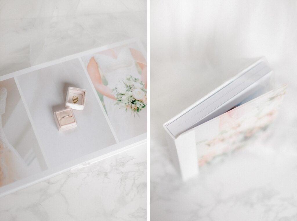 Gestalte dein Hochzeitsalbum - Ideen und Tipps für das Design