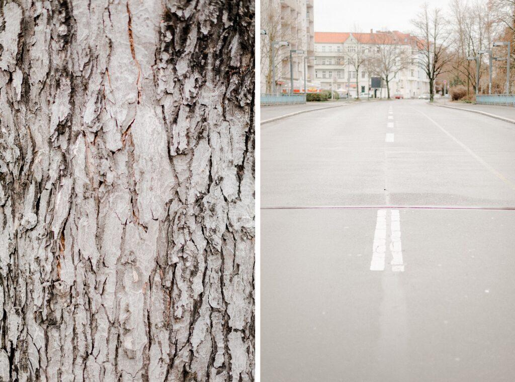 Ein Winterspaziergang durch Berlin