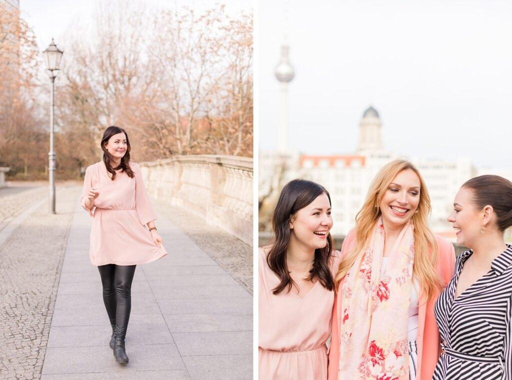 Promo Shooting für Vivian Anna Hochzeitsplanung und Team
