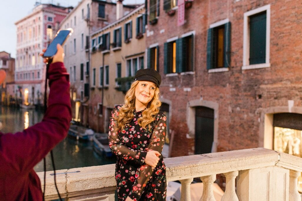 Nachtportraits in Venedig (Jennifer Thomas Fotografie)