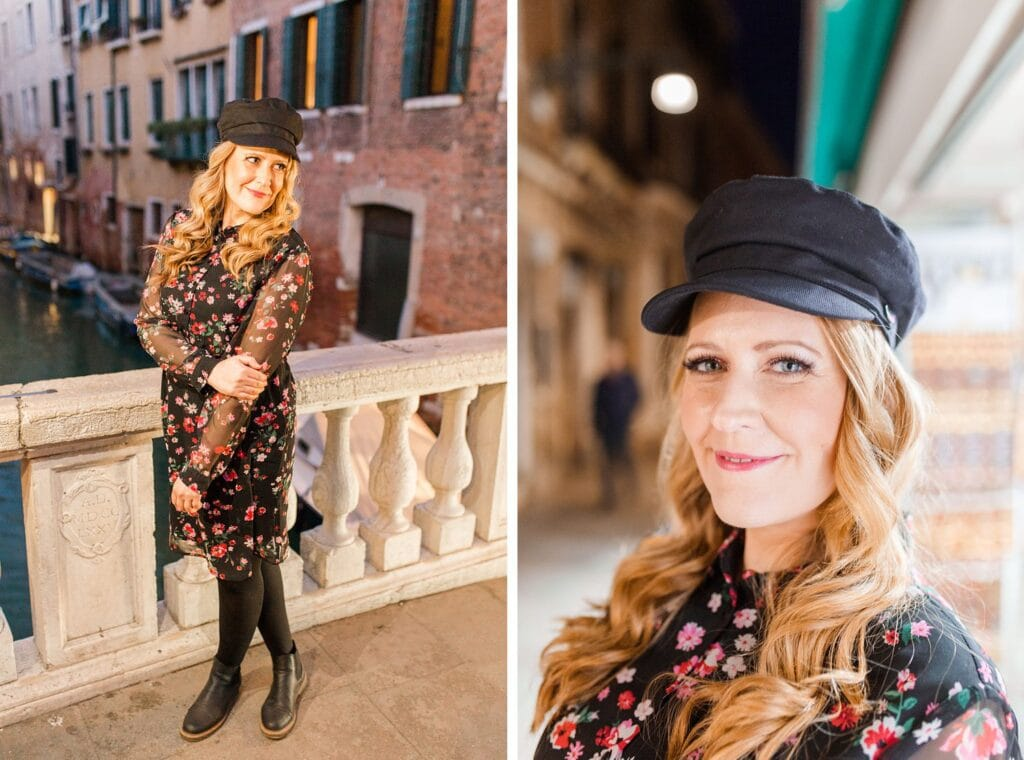 Nachtportraits in Venedig (Jennifer Thomas Fotografie)