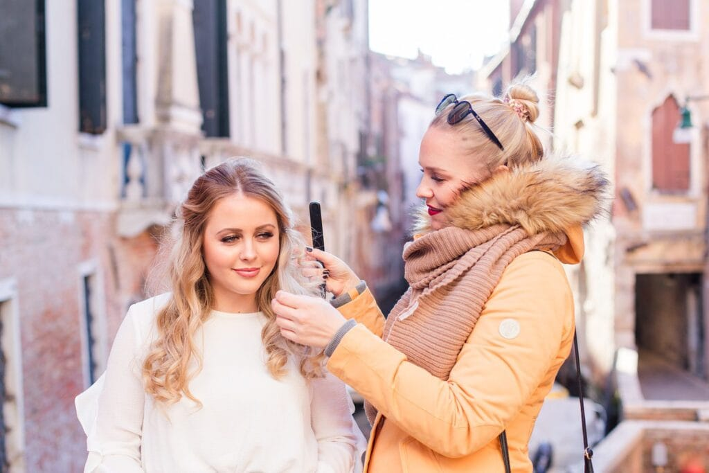 Venedig: Behind The Scenes Bilder vom Styled Shoot in Italien