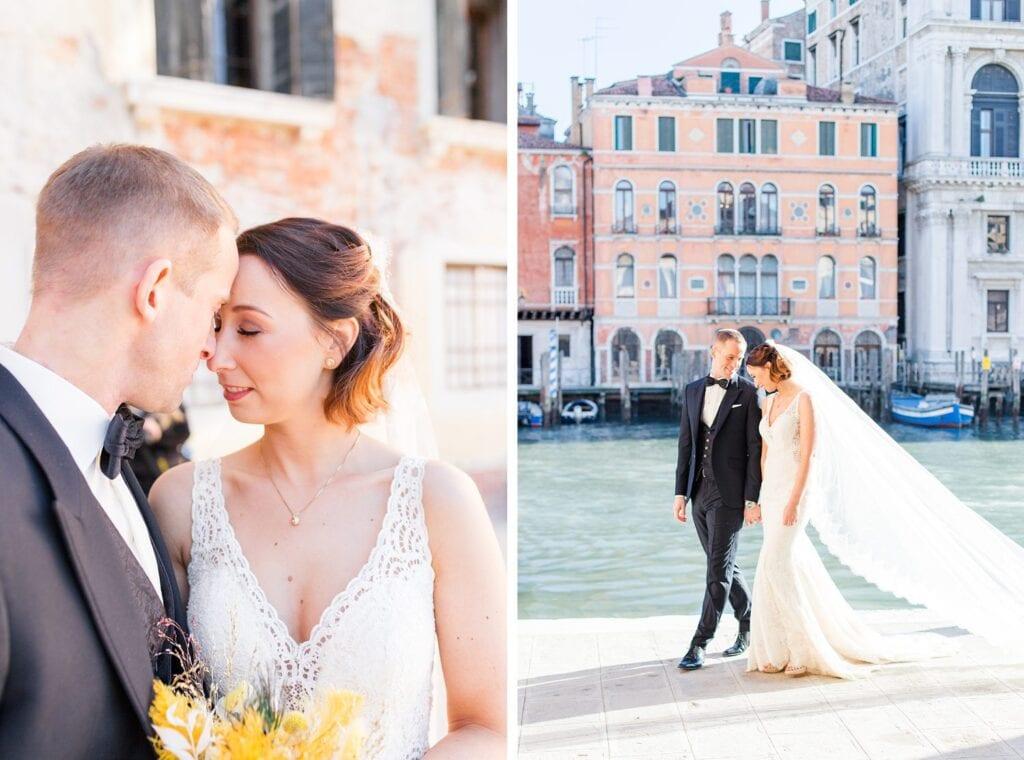 Venedig Shooting am Canale Grande