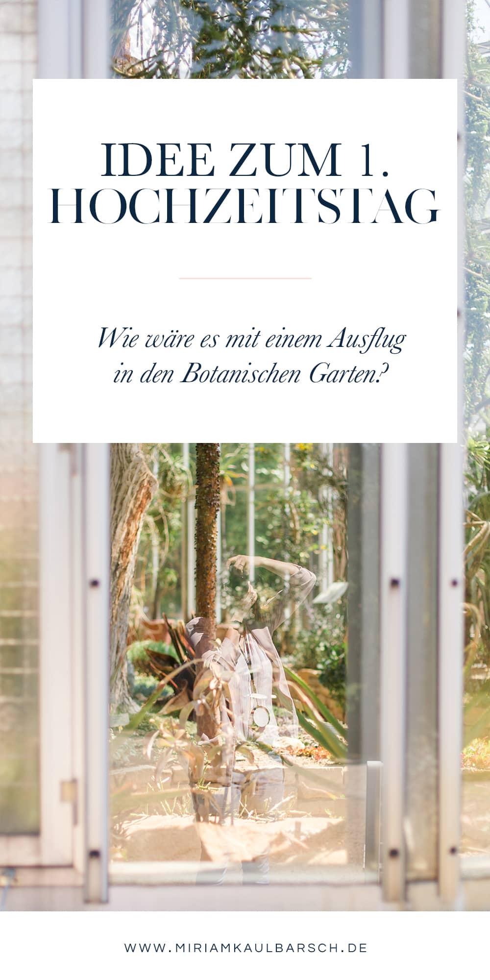 Spiegelung einer Fotografin in der Scheibe eines Gewächshauses - Ausflug zum 1. Hochzeitstag