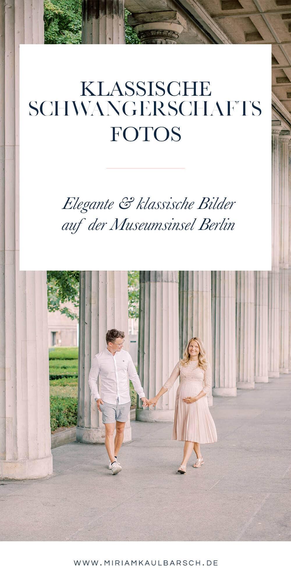 Klassischer Schwangerschaftsfotos in Berlin