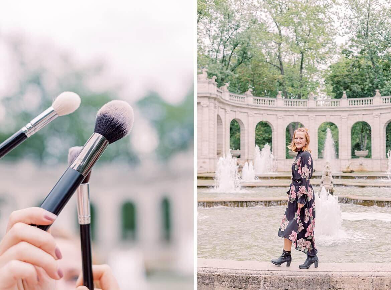 Branding Session mit Braut Stylistin Beatrice Blättermann in Berlin