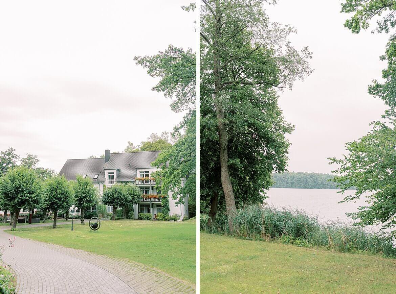 Seehotel Lindenhof in Lychen