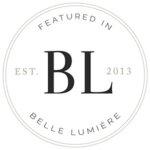 Badge: Featured in Belle Lumière - Miriam Kaulbarsch Fotografie