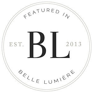 Badge: Featured in Belle Lumière - Miriam Kaulbarsch Fotografie