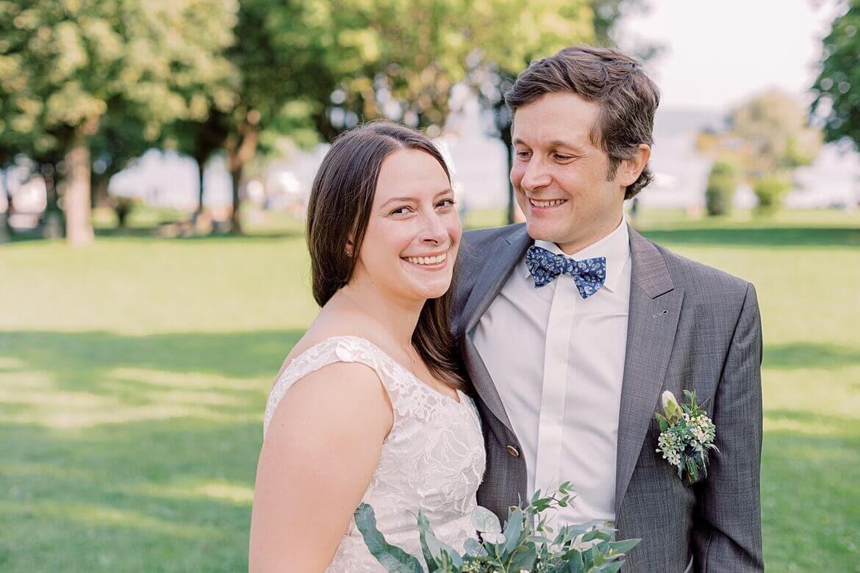 Brautpaar in Utting