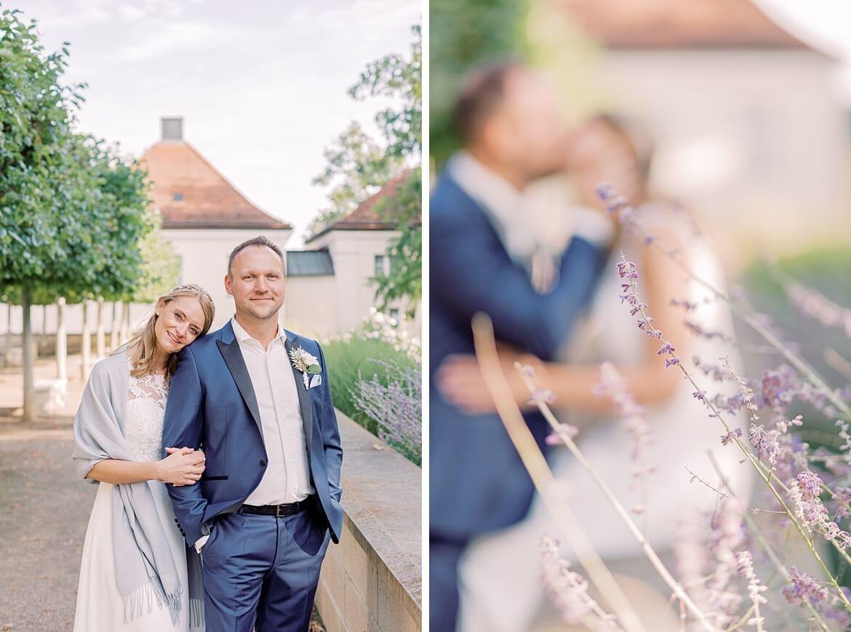 Brautpaar Schloss Köpenick