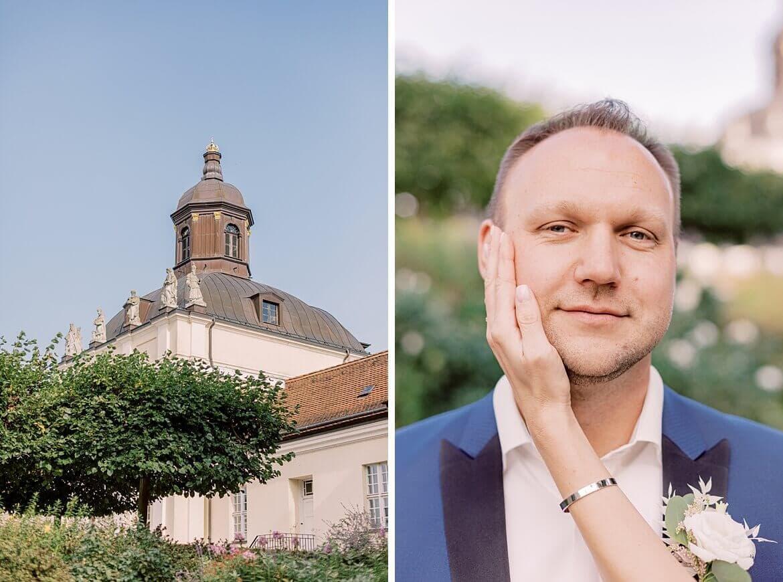 Heiraten im Schloss Köpenick