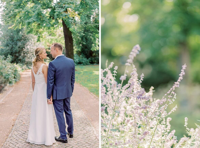 Brautpaar Hochzeit Köpenick