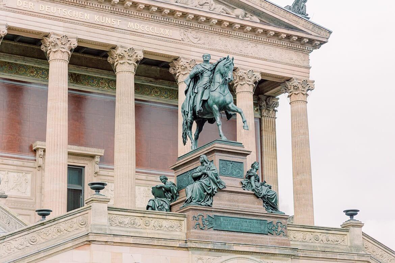 Museum auf der Museumsinsel Berlin