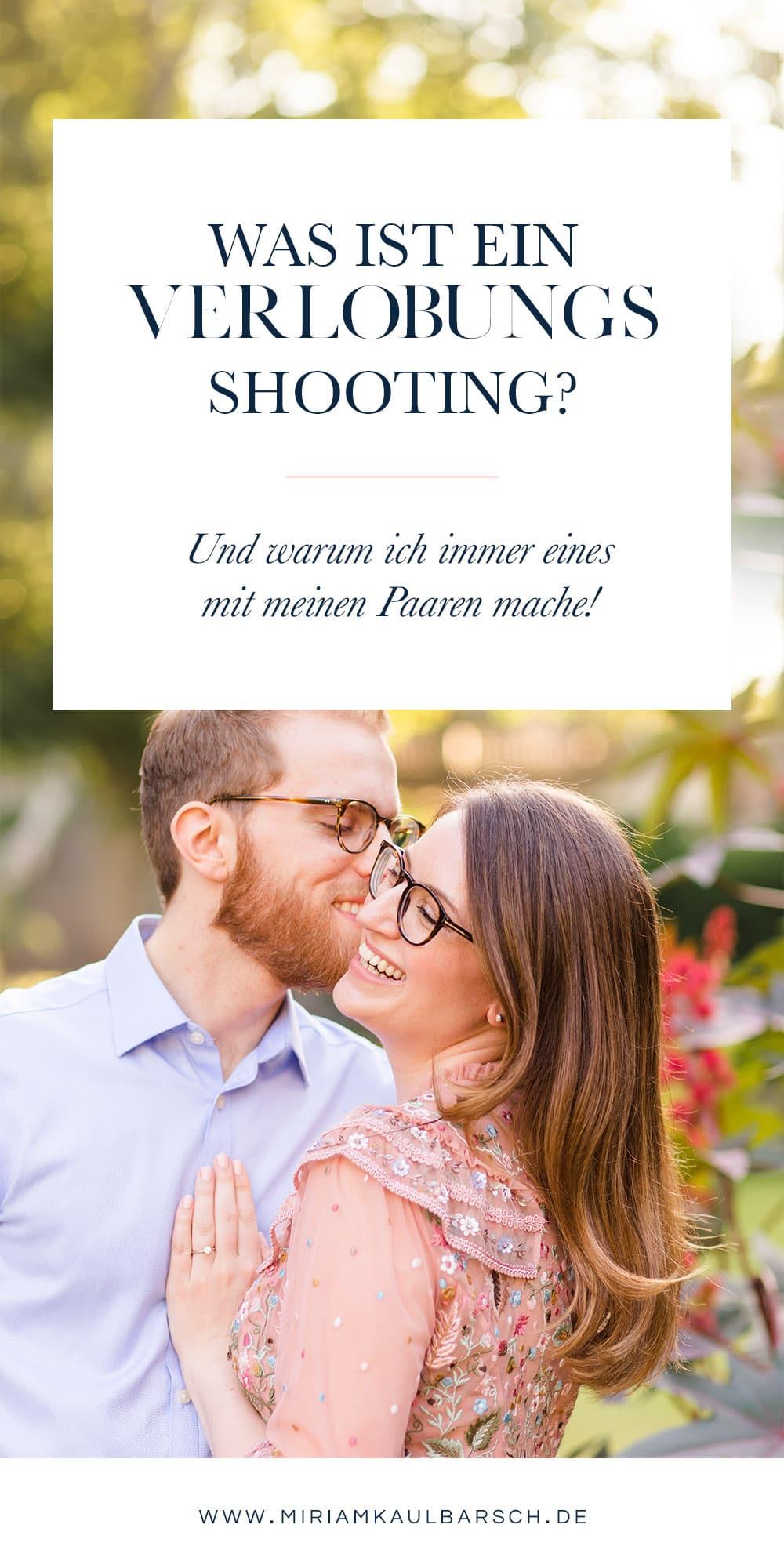 Was ist eigentlich ein Verlobungsshooting?