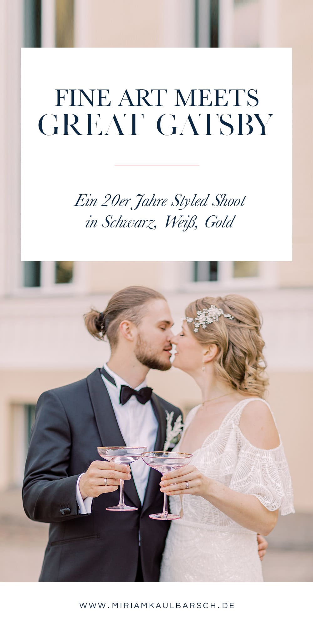 The Great Gatsby meets Fine Art Styled Shoot