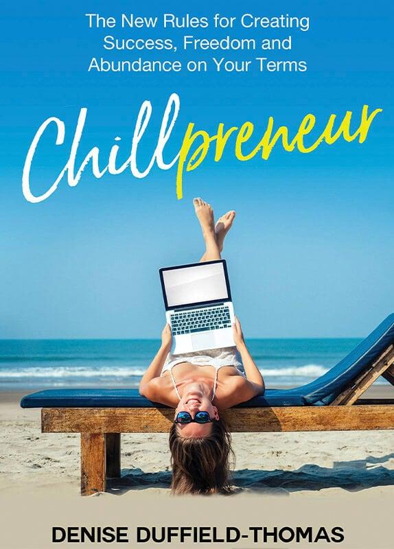 5 Buchempfehlungen - Chillpreneur