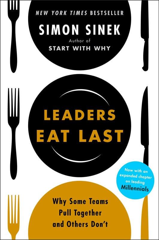 5 Buchempfehlungen - Leaders Eat Last