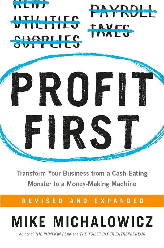 5 Buchempfehlungen - Profit First