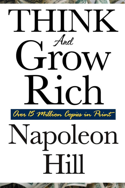 5 Buchempfehlungen - Think And Grow Rich