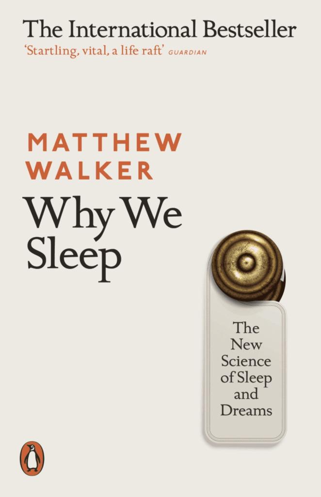 5 Buchempfehlungen - Why We Sleep