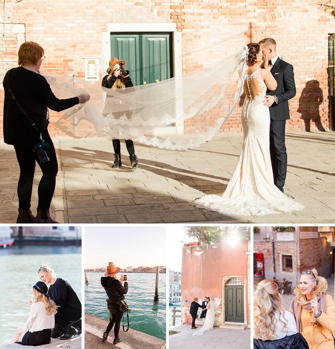 Venedig Behind The Scenes