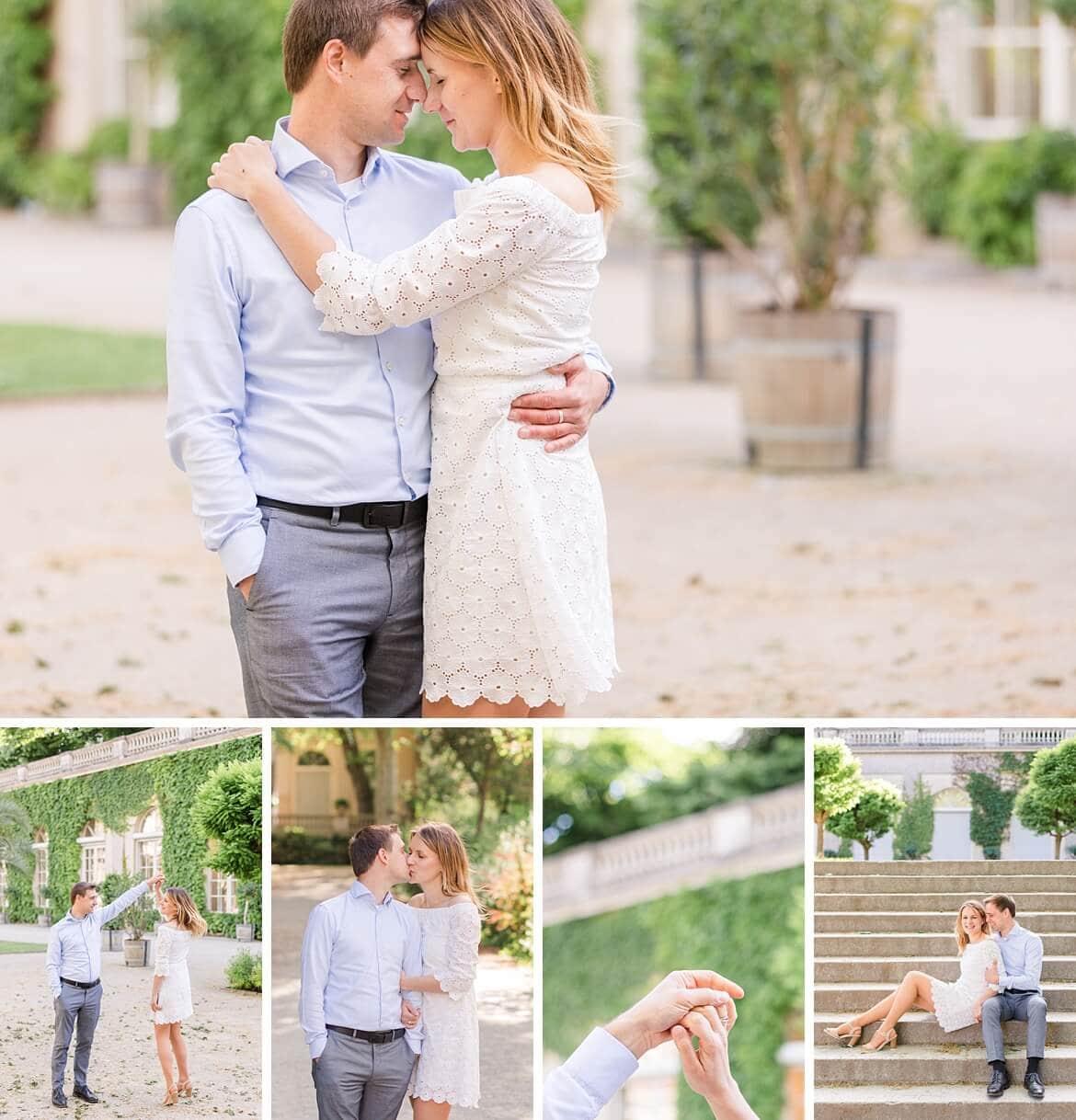Kathleen und Alexander Verlobungsfotos