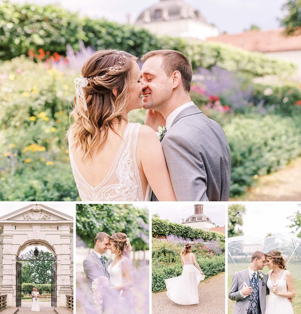 Kathleen und Alexander Hochzeit