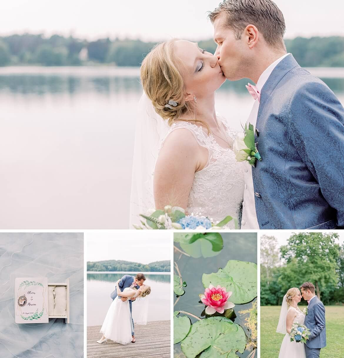 Marisa und Oliver Hochzeit