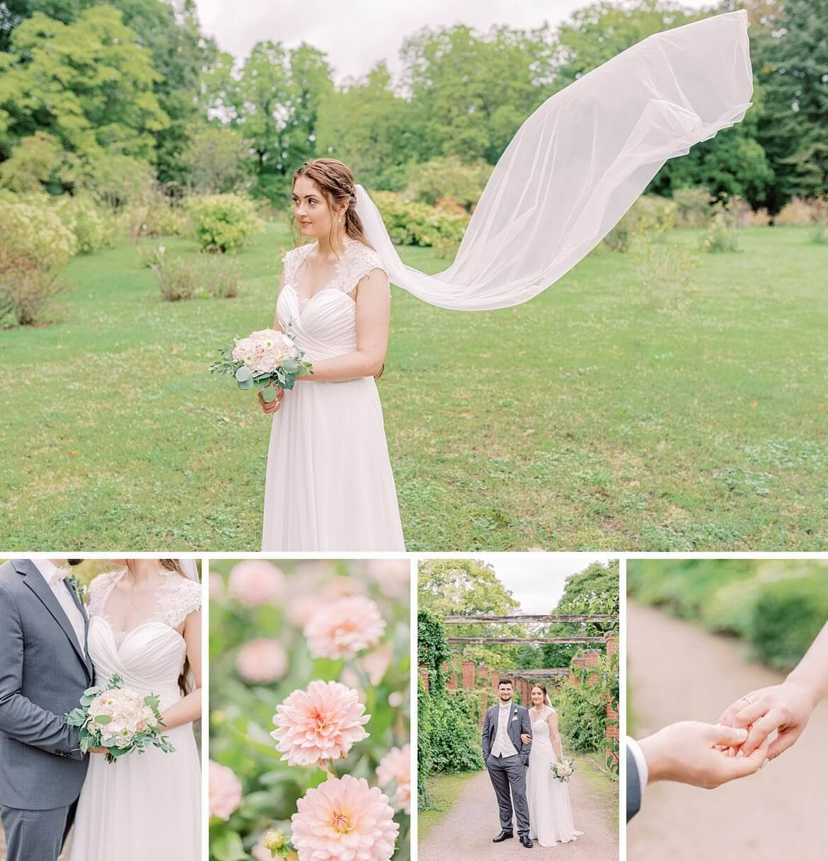 Kathi und Alex Hochzeit