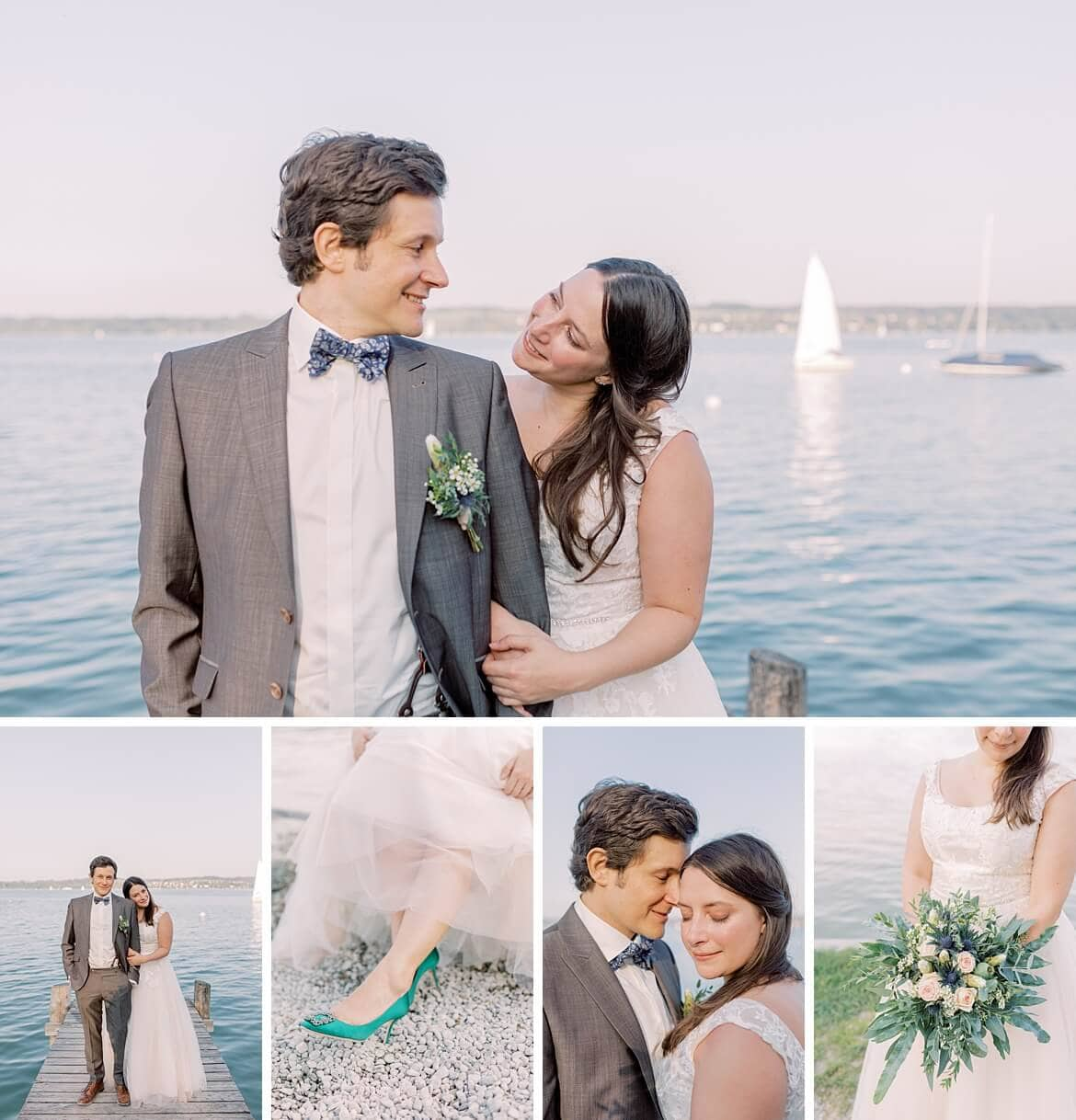 Claudia und Stefan Hochzeit