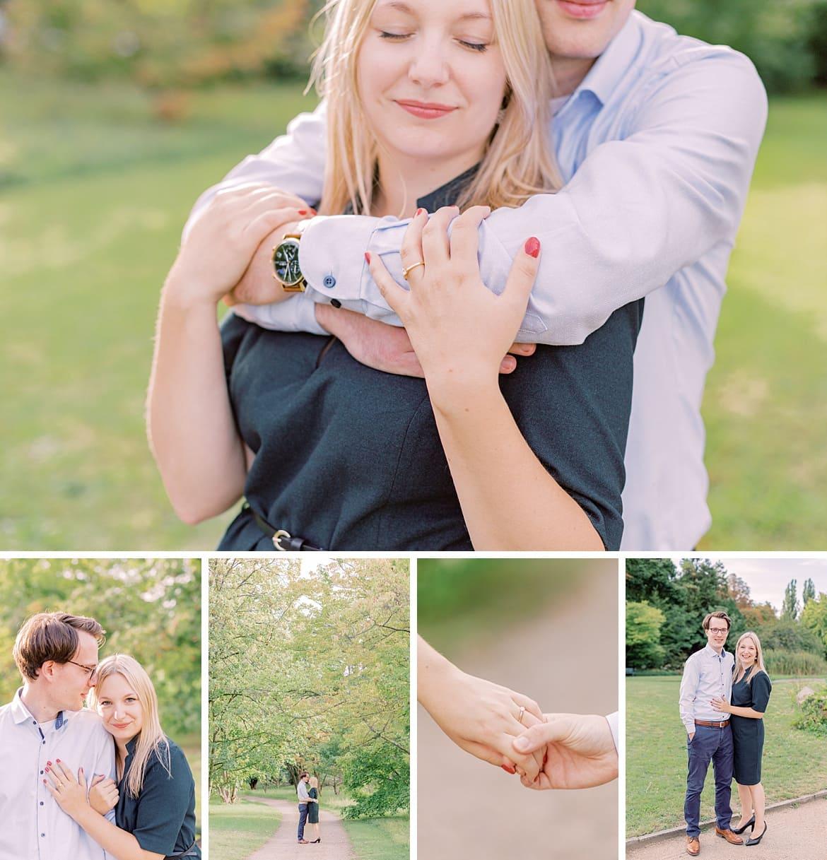 Nicolas und Nina Verlobungsfotos