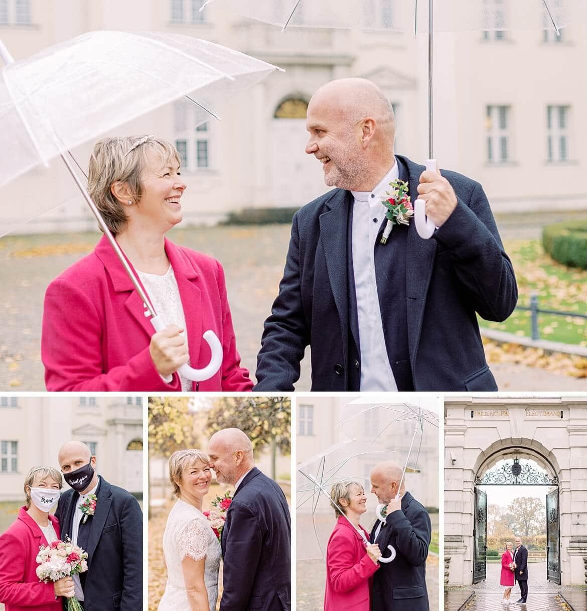 Silvia und Thorsten Standesamt