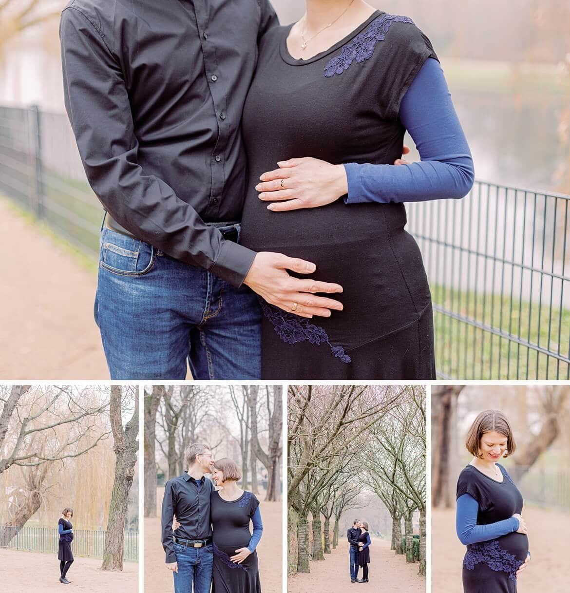 Nadja und Manuel Schwangerschaftsfotos