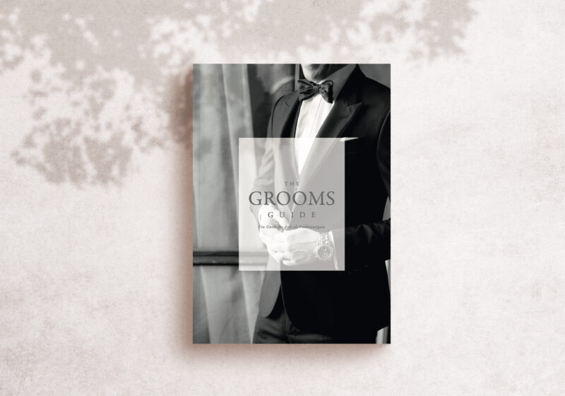The Grooms Guide