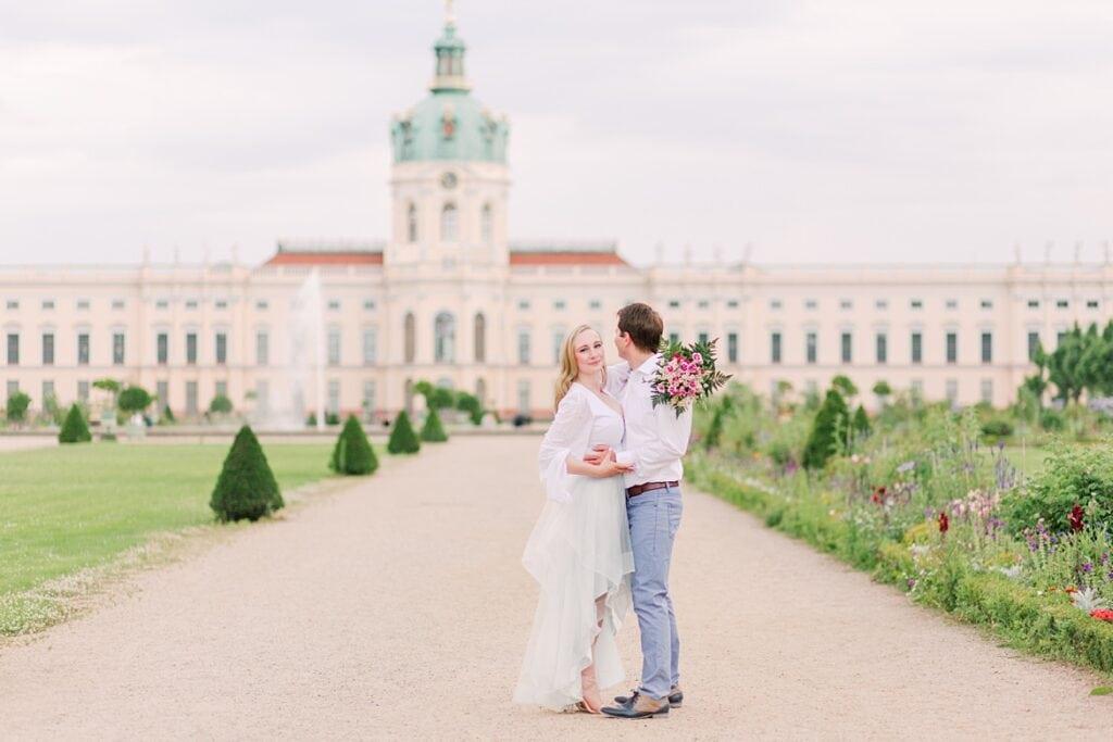 Paar in Berlin Charlottenburg