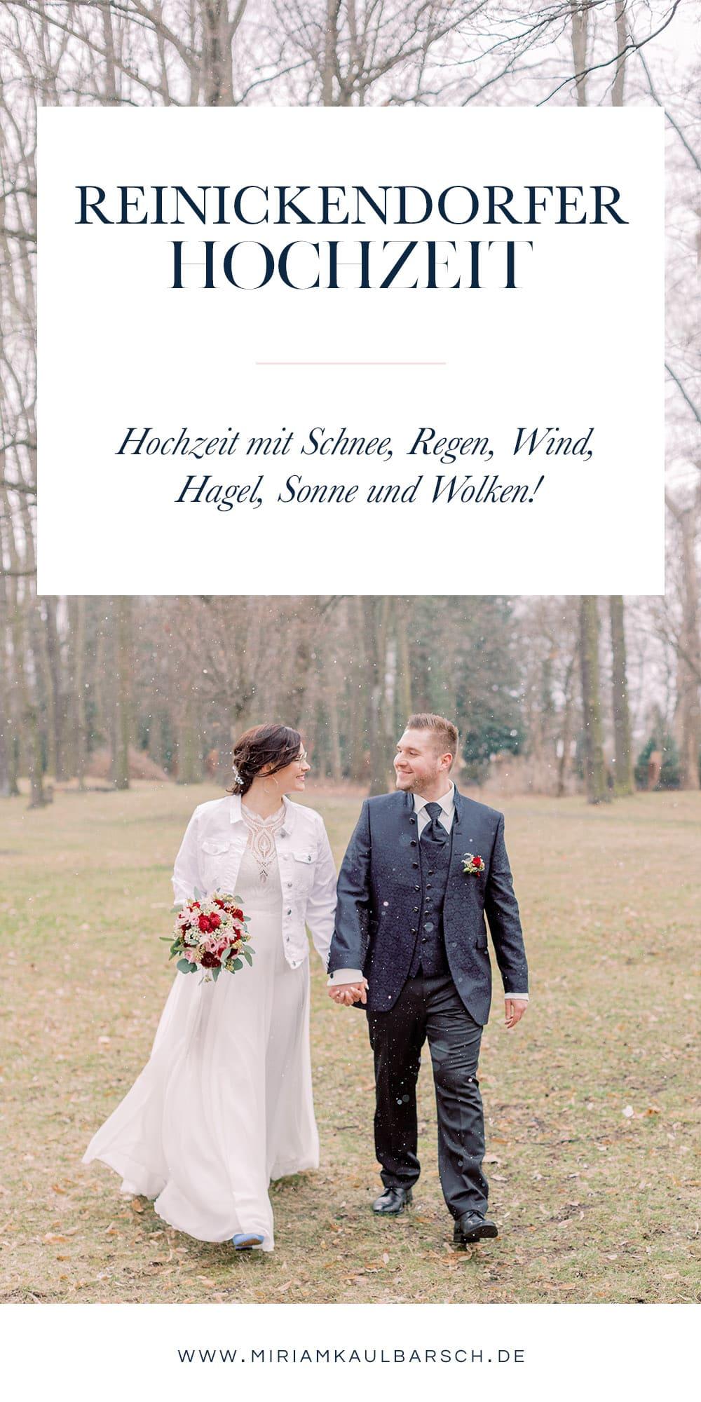 Standesamtliche Hochzeit in Berlin Reinickendorf - Miriam Kaulbarsch Fotografie
