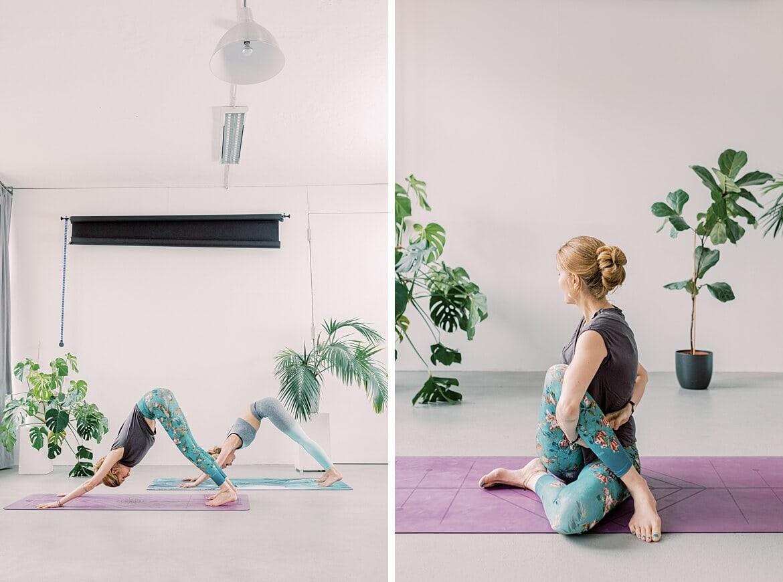 Yoga mit Joahnna