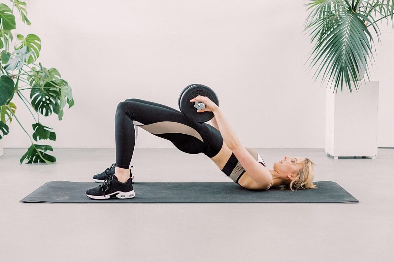 HIIT Fitness mit Julia