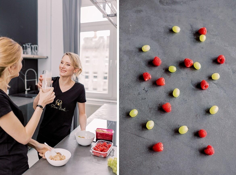 Essen und Ernährung mit Julia und Johanna