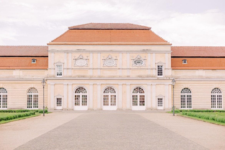 Orangerie des Schloss Charlottenburg Berlin