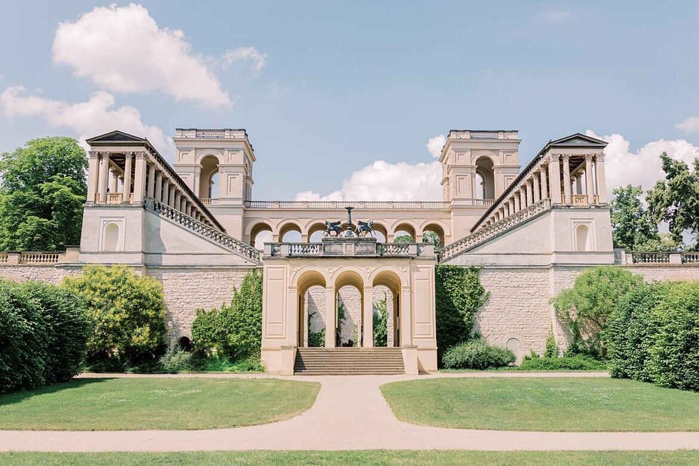 Außenansicht Belvedere Potsdam