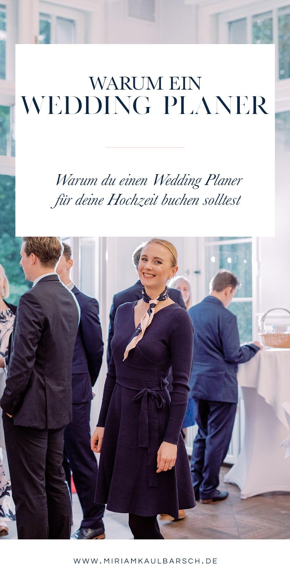 Warum du für deine Hochzeit einen Wedding Planer buchen solltest!