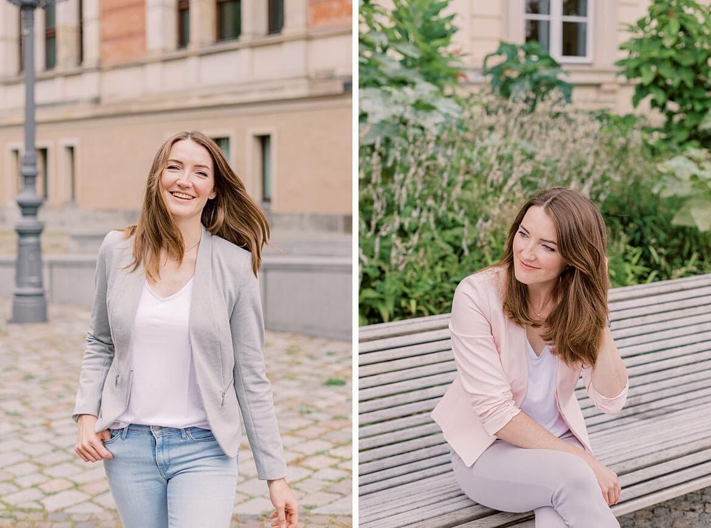 Branding Session für Hochzeitsfotografin Katrin Kind aus München