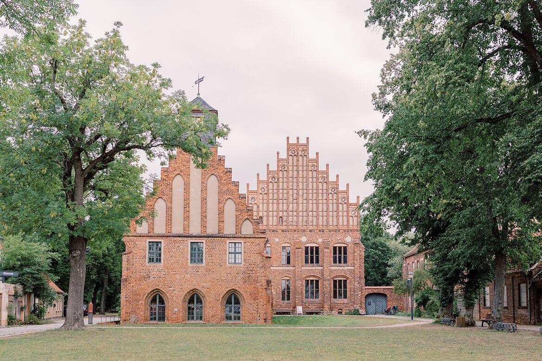 Außenaufnahme Kloster Zinna