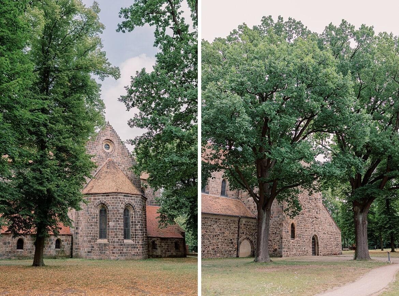 Außenaufnahme St. Marien Klosterkirche