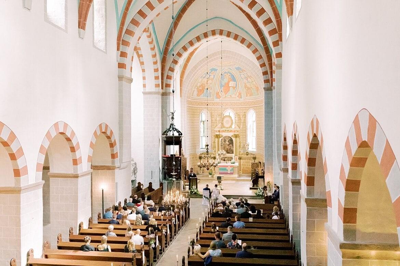 Trauung in der Klosterkirche St. Marien