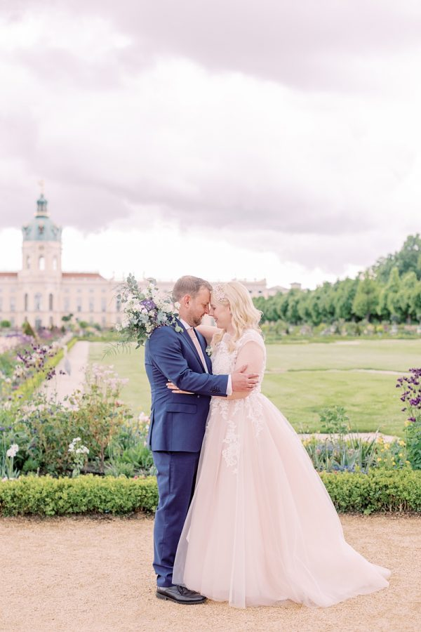 Hochzeitsfotograf Berlin Miriam Kaulbarsch Schloss Charlottenburg Berlin